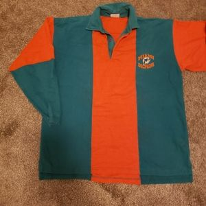 GUC Miami dolphins shirt size L